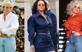 Mốt quần jean thay đổi thế nào hơn 140 năm qua?