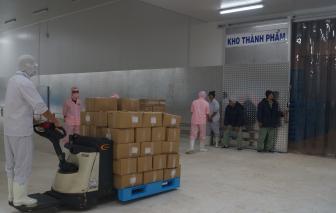 Thủy sản Việt Nam xuất khẩu sang Trung Quốc có thể phải kiểm tra COVID-19