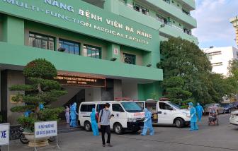 Lấy mẫu 17.697 người liên quan Bệnh viện Đà Nẵng, phát hiện 22 người mắc COVID-19