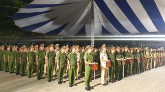 TPHCM: Bảo vệ an toàn tuyệt đối Đại hội Đảng thành phố và toàn quốc