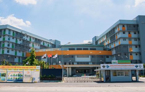 Long An có thêm bệnh viện sản nhi hiện đại bậc nhất miền Tây