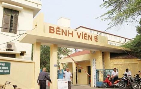 Hà Nội phát hiện một ca dương tính, Bệnh viện E tạm thời dừng tiếp nhận bệnh nhân