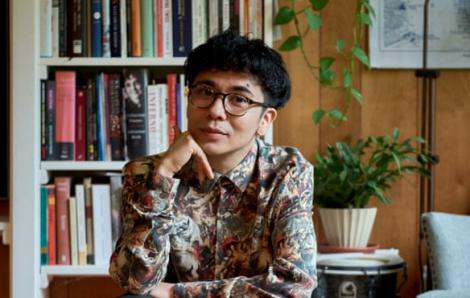 """Tác giả gốc Việt Ocean Vương gia nhập """"hội nhà thơ xuất sắc"""" tại Mỹ"""