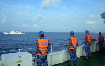 Việt Nam luôn giám sát chặt chẽ mọi động thái trên Biển Đông