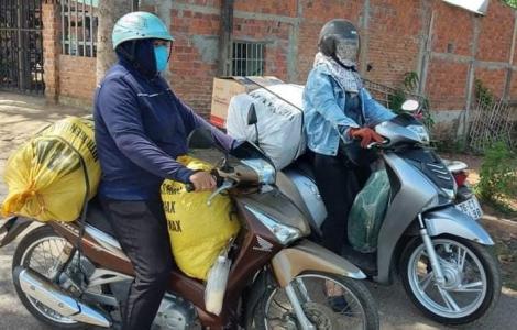 Quảng Ngãi chuẩn bị đón 728 công dân kẹt ở Đà Nẵng, Quảng Nam về quê