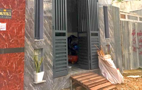 """UBND xã Vĩnh Lộc A nói gì về vụ xây nhà """"chui"""" trên đất người khác?"""