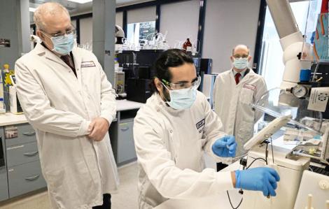 Úc cam kết cung cấp miễn phí vắc-xin COVID-19 cho tất cả công dân