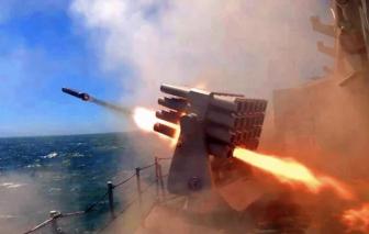 Hải quân Trung Quốc nổ súng suốt 3 ngày ở biển Hoa Đông