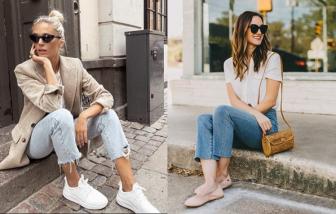 Xu hướng giày bền vững theo năm tháng