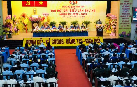 Lãnh đạo thành phố đề nghị quận Bình Tân xử lý nghiêm vi phạm trong thực hiện công vụ