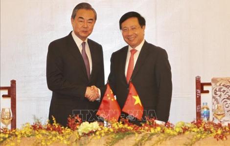 Kỷ niệm 20 năm Hiệp ước biên giới Việt - Trung
