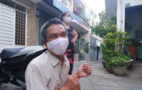Những người mù giữa tâm dịch Đà Nẵng