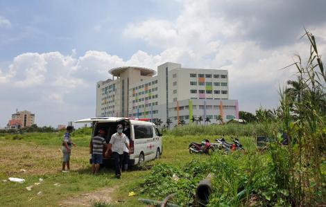 Phát hiện thi thể nữ giới mất nửa người trôi trên sông Sài Gòn