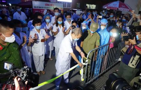 Phó thủ tướng Vũ Đức Đam: Bài học xương máu nằm ở khâu... phòng thủ bệnh viện