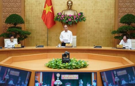 """Thủ tướng Nguyễn Xuân Phúc: """"Có tiền mà không tiêu được do tổ chức thực hiện kém"""""""