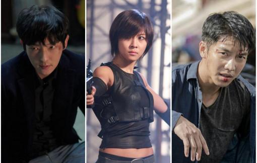 """Những """"bậc thầy"""" võ thuật màn ảnh nhỏ Hàn Quốc"""