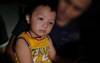 Bé trai 2 tuổi mất tích tại Bắc Ninh đã được tìm thấy an toàn