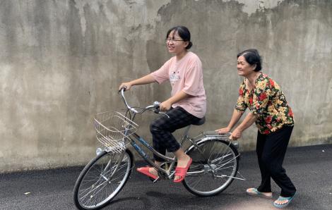 Chiếc xe đạp đầu tiên trong đời
