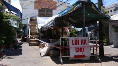 Ít nhất 116 người ở Đà Nẵng thuộc đối tượng F1 có tiếp xúc với các tiểu thương ở chợ