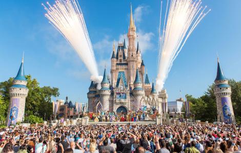 Disneyland và nguồn cảm hứng sáng tạo từ các địa danh nổi tiếng thế giới