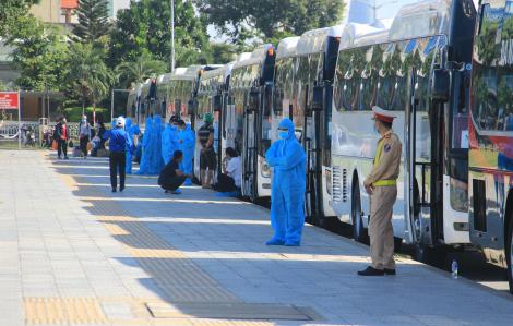 Khoảng 10.000 người muốn rời đi, Đà Nẵng đề nghị mở 2 tuyến tàu hỏa