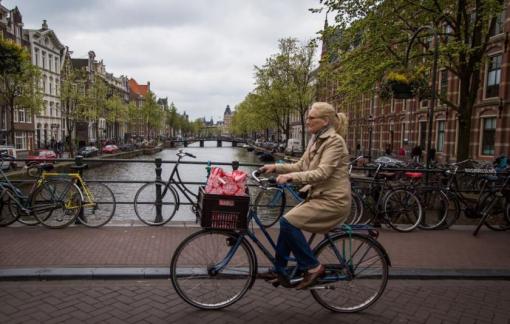 """Hà Lan - """"Vương quốc xe đạp"""" và những bài học thực tiễn đáng để tham khảo"""
