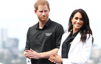 """Meghan Markle và hoàng tử Harry bị """"rò rỉ"""" bí mật"""