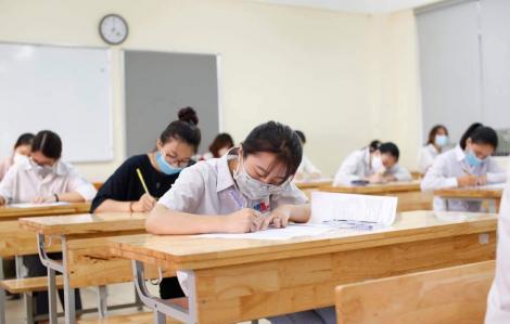 Đà Nẵng đề xuất thi tốt nghiệp từ 2-5/9, Quảng Nam thi từ 29-31/8