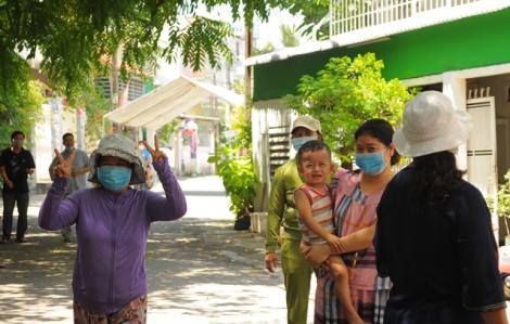 Quảng Ngãi: Dỡ bỏ cách ly một khu dân cư có 280 nhân khẩu
