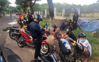 """Đà Nẵng: Cảnh sát nổ súng trấn áp nhóm thiếu niên chuẩn bị đi """"thanh toán giúp"""""""
