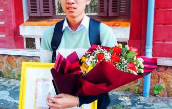 Học sinh Huế đạt huy chương vàng Olympic Sinh học quốc tế