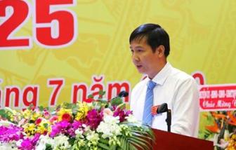 Ông Nguyễn Thành Tâm được bầu giữ chức Bí thư Tỉnh ủy Tây Ninh