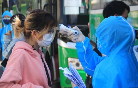 Khẩn trương hỗ trợ 171 thí sinh Đà Nẵng về thành phố dự thi tốt nghiệp THPT