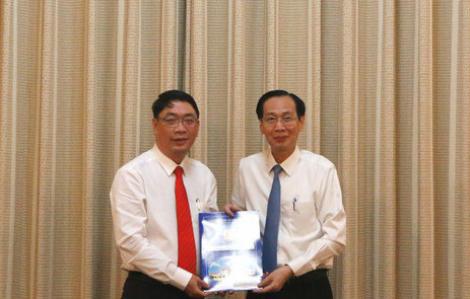 Ông Đinh Minh Hiệp làm Giám đốc Sở Nông nghiệp và Phát triển nông thôn TPHCM