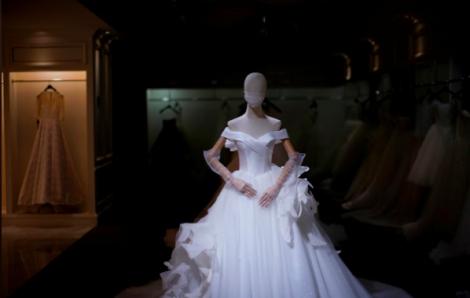 Thủ phủ áo cưới đìu hiu vì chẳng ai buồn cưới trong đại dịch