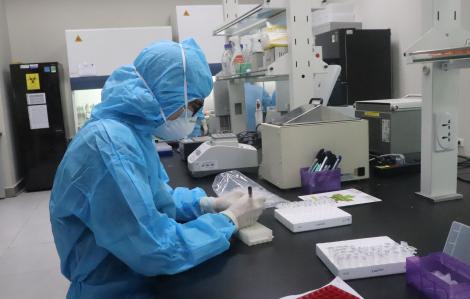Việt Nam cán mốc 1 triệu xét nghiệm COVID-19 bằng RT-PCR