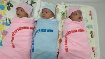 91 ngày giành mạng sống cho ca sinh 3 khi thai mới 26 tuần