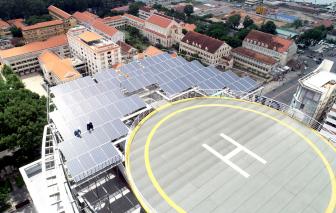 Chuyên mục: TIẾT KIỆM ĐIỆN VÀ NĂNG LƯỢNG - Lưới điện TP.HCM đủ đáp ứng nhu cầu đấu nối điện mặt trời mái nhà
