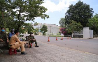 Quảng Trị dỡ bỏ phong tỏa hai địa điểm ở thành phố Đông Hà