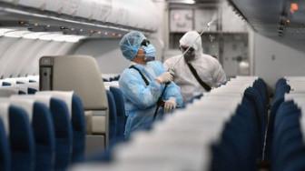Tối 31/8, thêm 4 bệnh nhân mắc COVID-19 ở nước ngoài về