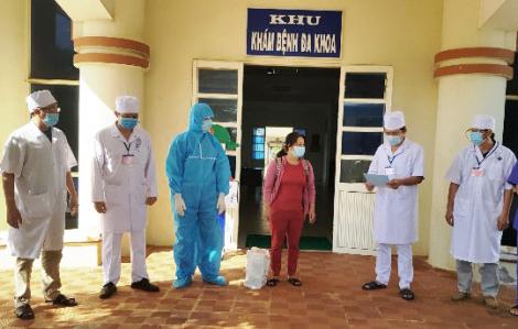 Bệnh nhân COVID-19 thứ 4 ở Quảng Ngãi được công bố khỏi bệnh và xuất viện
