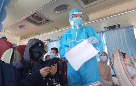 Lịch trình của gia đình 5 người vừa nhiễm COVID-19 ở Đà Nẵng