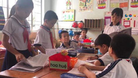 Tinh giản chương trình từ lớp Hai đến lớp Năm