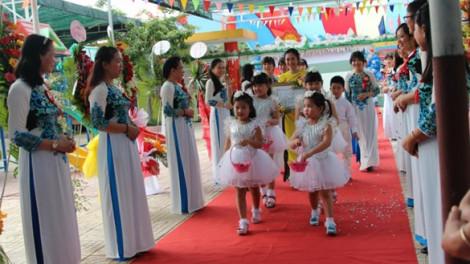 TP.HCM: Các trường mầm non tổ chức cho trẻ ăn bán trú từ ngày 7/9