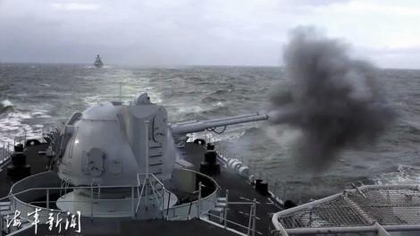 Trung Quốc tập trận trên cả 4 vùng biển để phô trương sức mạnh với thế giới?