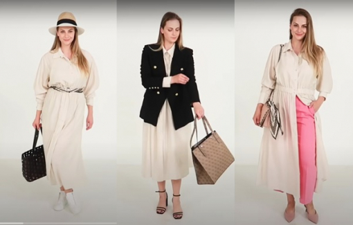 Clip: Mặc đẹp nhiều phong cách chỉ với 1 chiếc váy