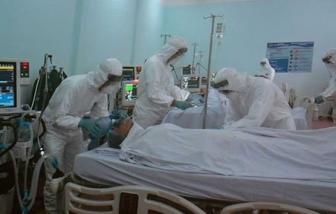 Bệnh nhân mắc COVID-19 tại Việt Nam tử vong ở tuổi 67