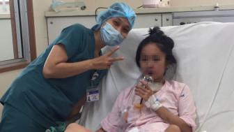 Cứu sống nữ sinh trường Y bị ngưng tim 9 lần