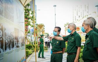 TPHCM triển lãm ảnh kỷ niệm 75 năm Cách mạng tháng Tám và Quốc khánh 2/9