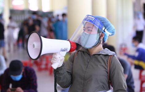 11.000 thí sinh Đà Nẵng sẽ xét nghiệm SARS-CoV-2 tại điểm thi vào ngày 1/9